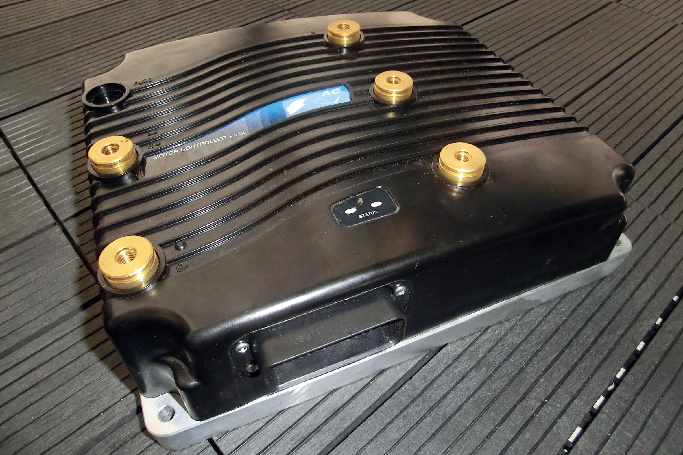 Elektrofahrzeuge Umbausätze von RiPower