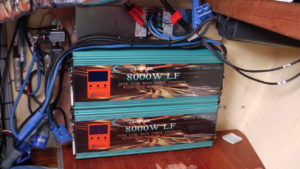 Backskistenmontage RiPower-Inverter