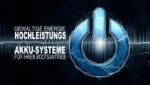 Hochleistungs-Akkusysteme neu