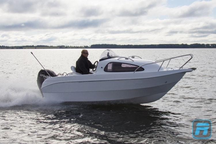 RiPower Elektroboot highRiver Bild1-min