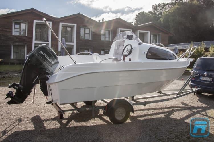 RiPower Elektroboot highRiver Bild2-min
