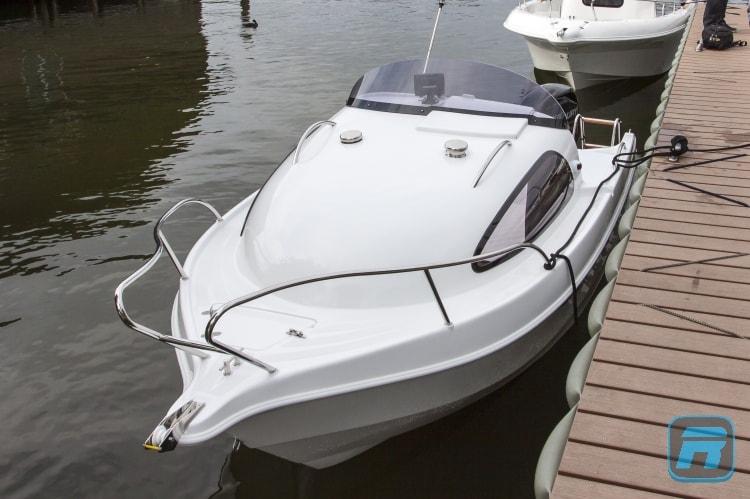 RiPower Elektroboot highRiver Bild3-min