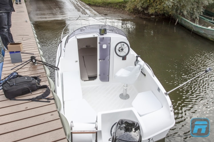RiPower Elektroboot highRiver Bild4-min