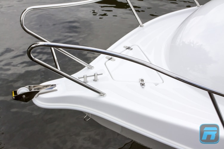 RiPower Elektroboot highRiver Bild6-min