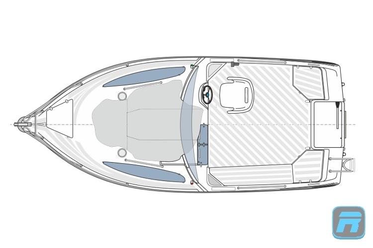 RiPower Elektroboot highRiver Bild9-min