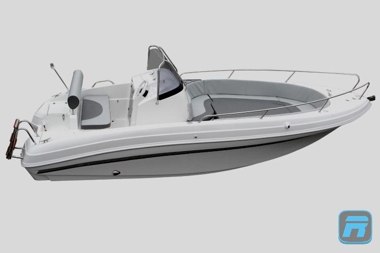 RiPower Elektroboot speedWater Bild11-min