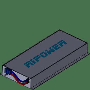 RiRower Lithium-Hochleistungsakku 10,6 kW_h