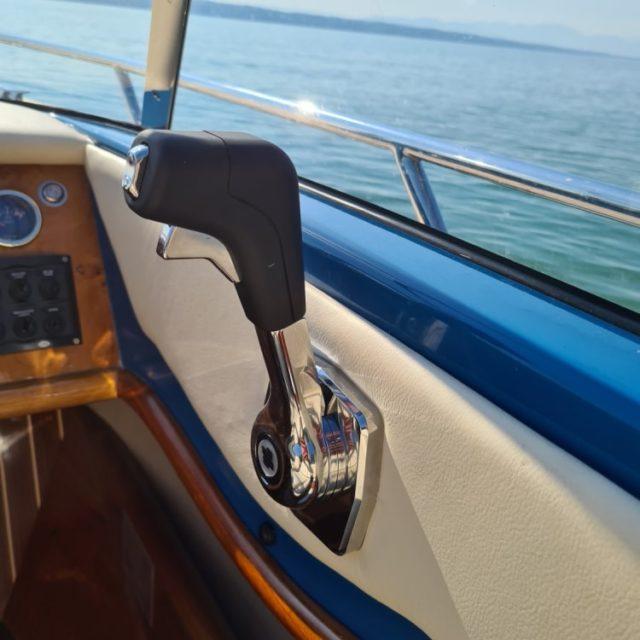Elektroboot 100 kW Innenborder