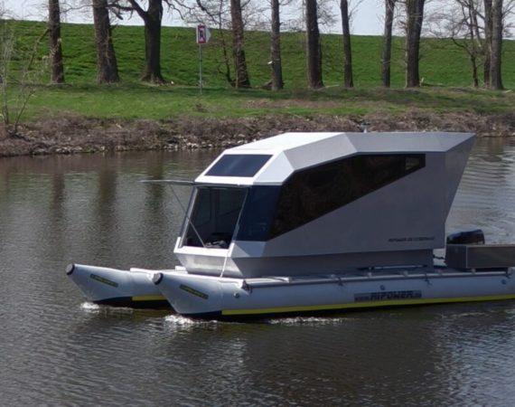 CyberKat-Hausboot 2